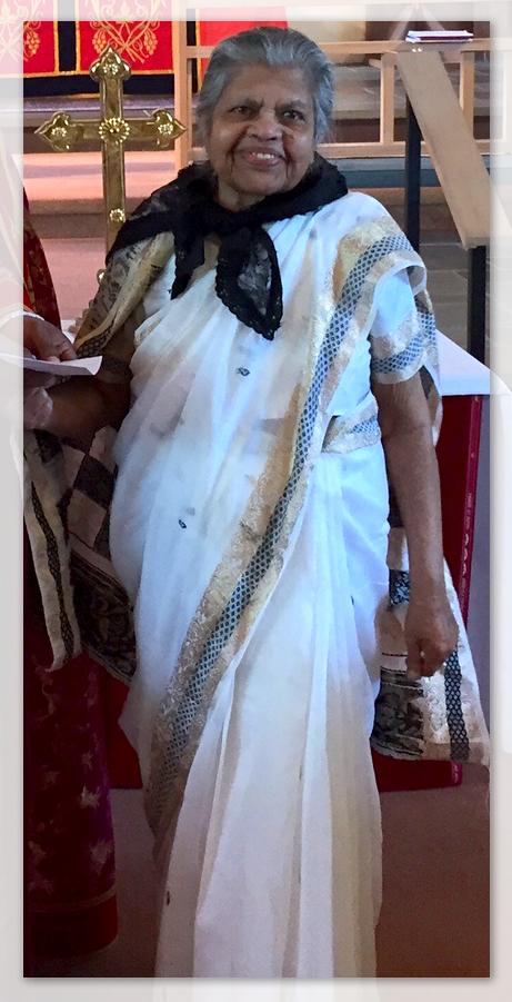 Mundukuzhy Kochamma (Mrs. Achamma Thomas)
